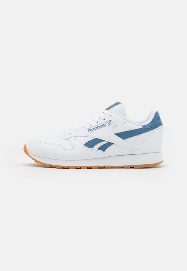 CL VEGAN UNISEX - Tenisky - footwear white/blue slate