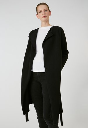 SEVAAL - Cardigan - black
