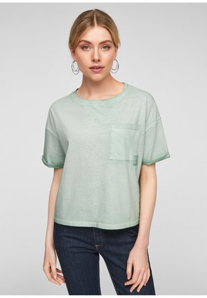 Basic T-shirt - mint