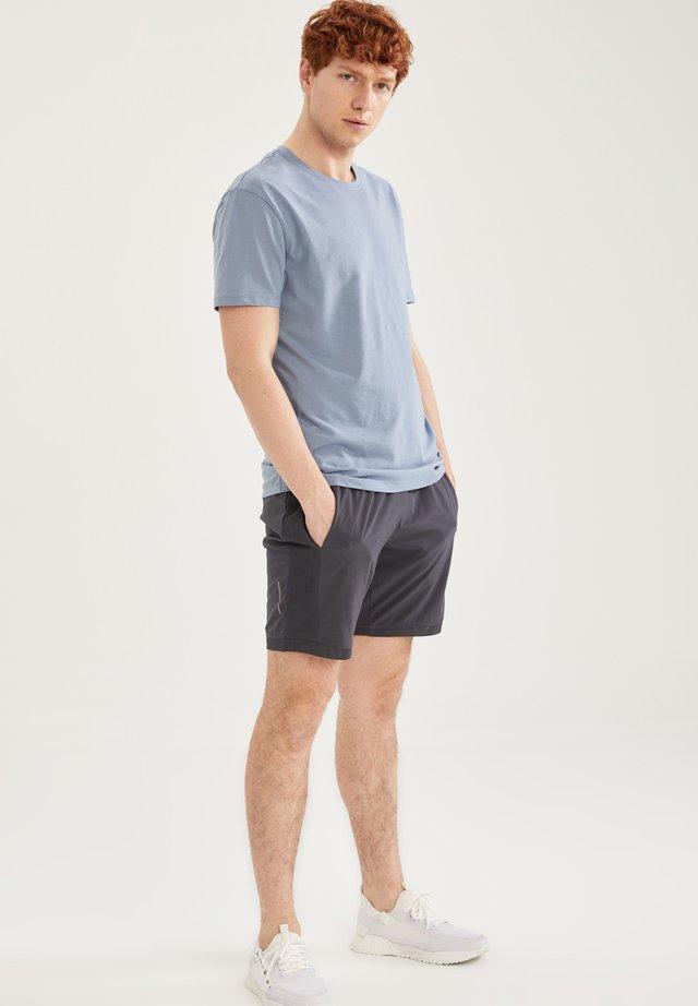 Korte broeken - anthracite