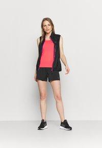 Dynafit - DNA SPLIT SHORTS - Sports shorts - black out - 1