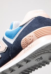 New Balance - WL574 - Sneaker low - navy/pink - 2