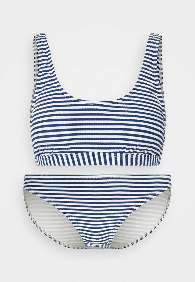 ISABELLA WOMENS - Bikini - deep blue