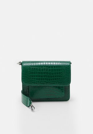CAYMAN POCKET - Across body bag - green