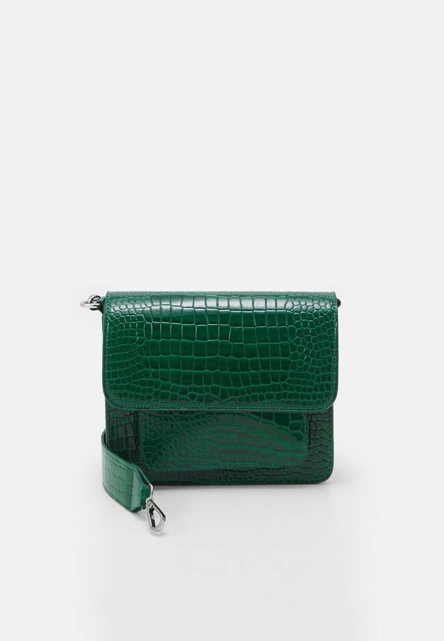 CAYMAN POCKET - Schoudertas - green