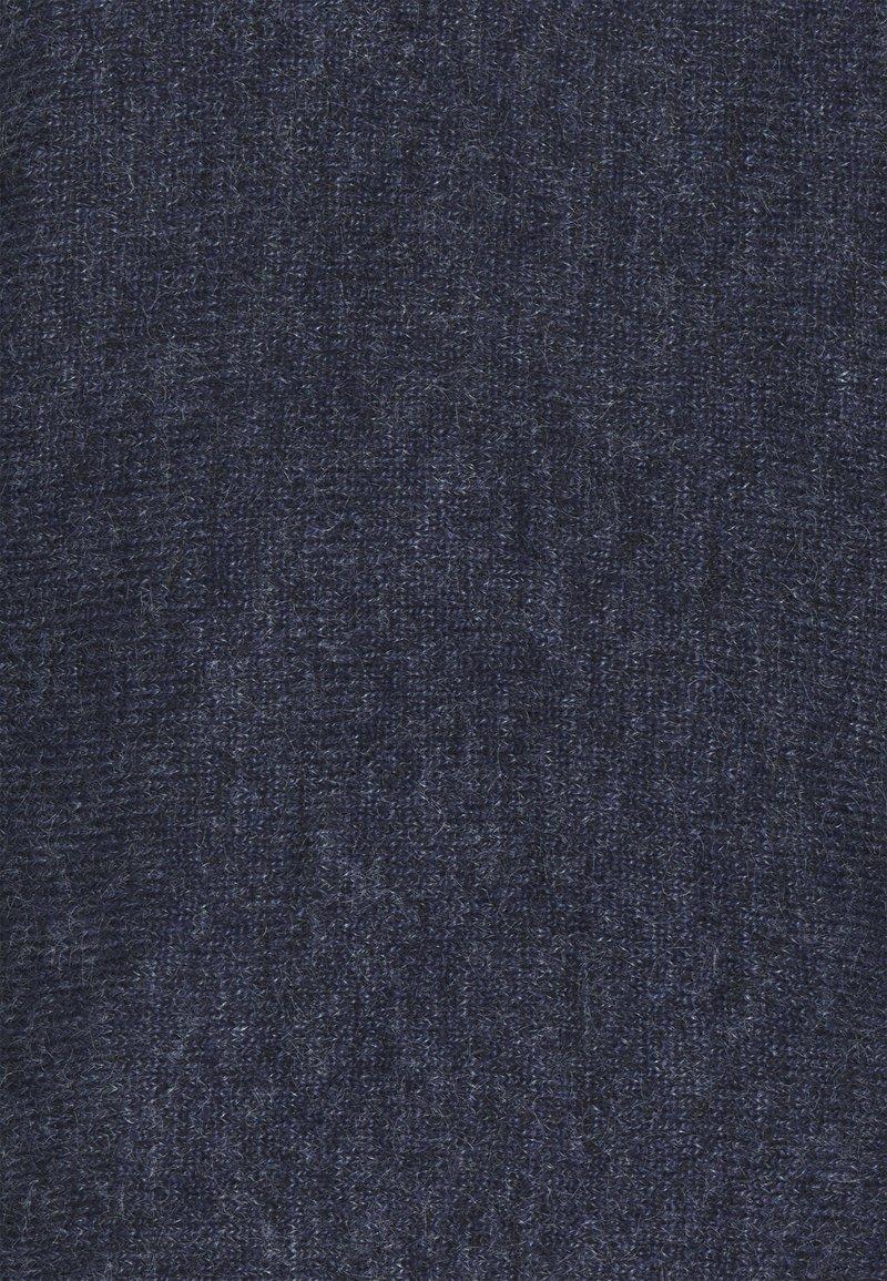 Vila VISOLASS ONECK - Strickpullover - patriot blue/dunkelblau 4g0dzv