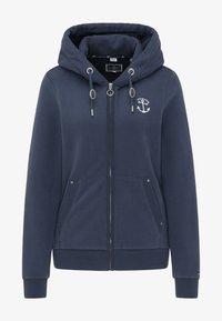 DreiMaster - Zip-up hoodie - marine - 4