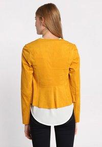 Cache Cache - Blazer - jaune moutarde - 2