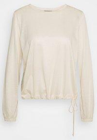 DRYKORN - Long sleeved top - creme - 0