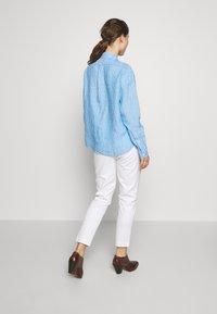 Polo Ralph Lauren - STRIPE - Skjorte - blue - 2