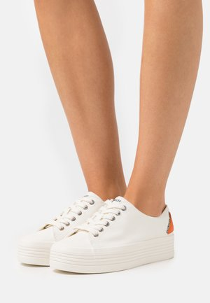 ZOHENE - Sneakers laag - bright white