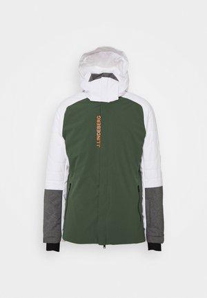 MIKE  - Ski jacket - thyme green