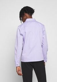 Another Influence - WORKER JACKET - Denim jacket - light lilac - 2