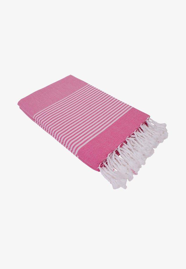 CANDY - Strandhanddoek - pink candy
