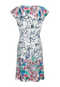 Alba Moda - Shift dress - weiss-bunt - 8