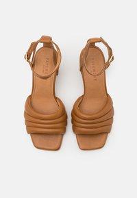 Pavement - BERNE - Sandals - tan - 5