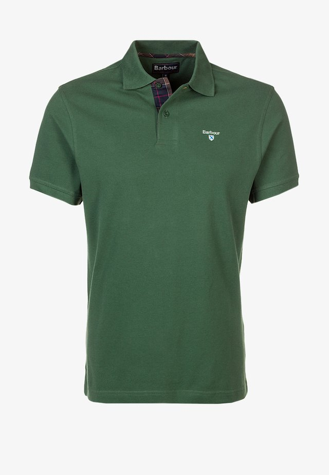 TARTAN  - Poloshirt - racing green