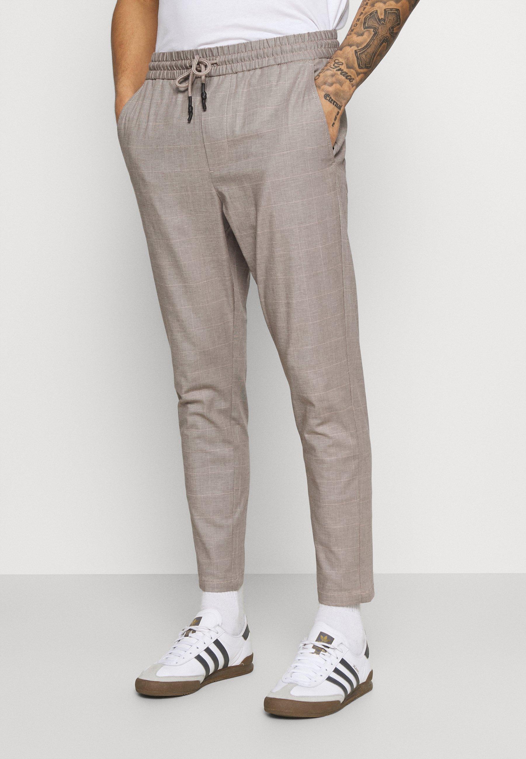 Homme ONSLINUS LIFE CHECK  - Pantalon classique
