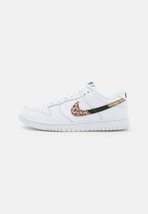DUNK - Sneakersy niskie - white/multicolor