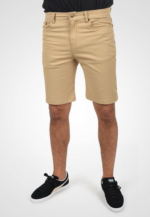 Denim shorts - curds & wh