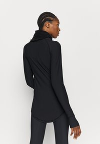 Eivy - ICECOLD GAITER - Long sleeved top - black - 2