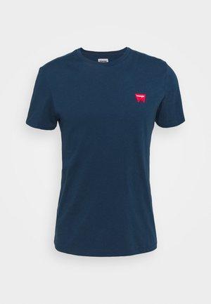 SIGN OFF  - T-shirt basic - dark blue teal