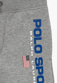 Polo Ralph Lauren - BOTTOMS - Tracksuit bottoms - andover heather - 3