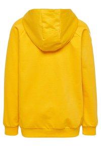 Hummel - HMLGO  - Hoodie - yellow - 1