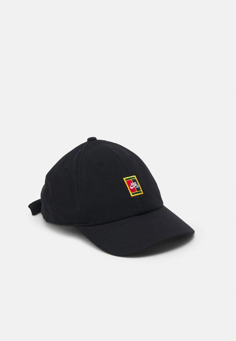 Nike SB - UNISEX - Czapka z daszkiem - black