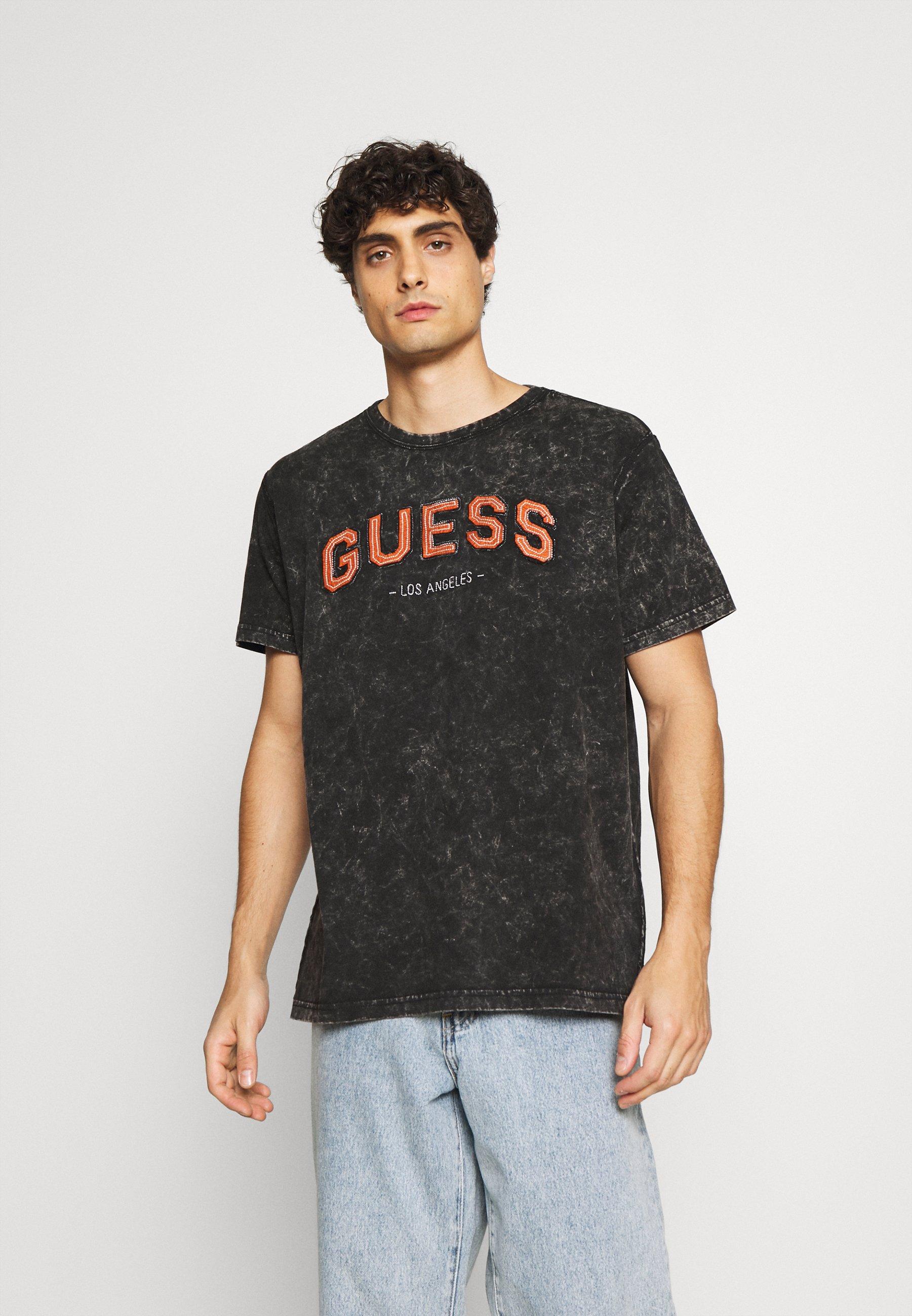 Men COLLEGE TEE - Print T-shirt