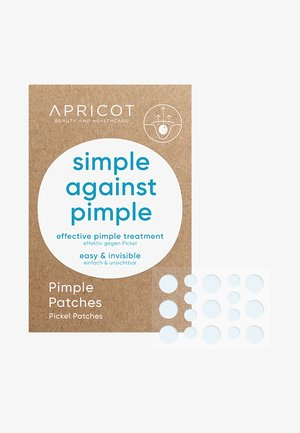 PIMPLE PATCHES - Cleanser - -