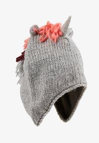 White Stuff - UNICORN HAT - Čepice - grey - 1