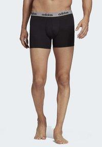 adidas Performance - CLIMACOOL BRIEFS 3 PAIRS - Pants - black - 3