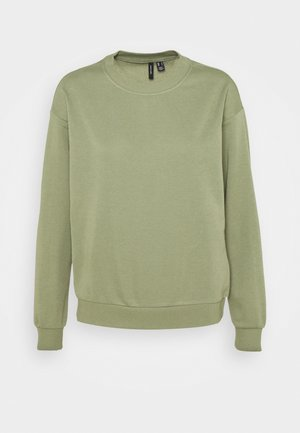 VMNATALIA  OVERSIZED  - Sweatshirt - oil green