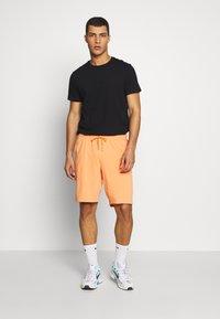Nike Sportswear - CLUB - Shorts - orange trance/white - 1