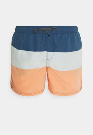 JJIBALI JJSWIM COLORBLOCK - Swimming shorts - ensign blue