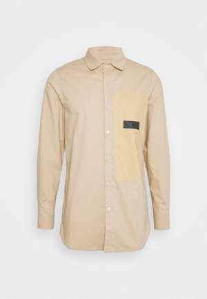 TACTICAL CARGO - Shirt - beige