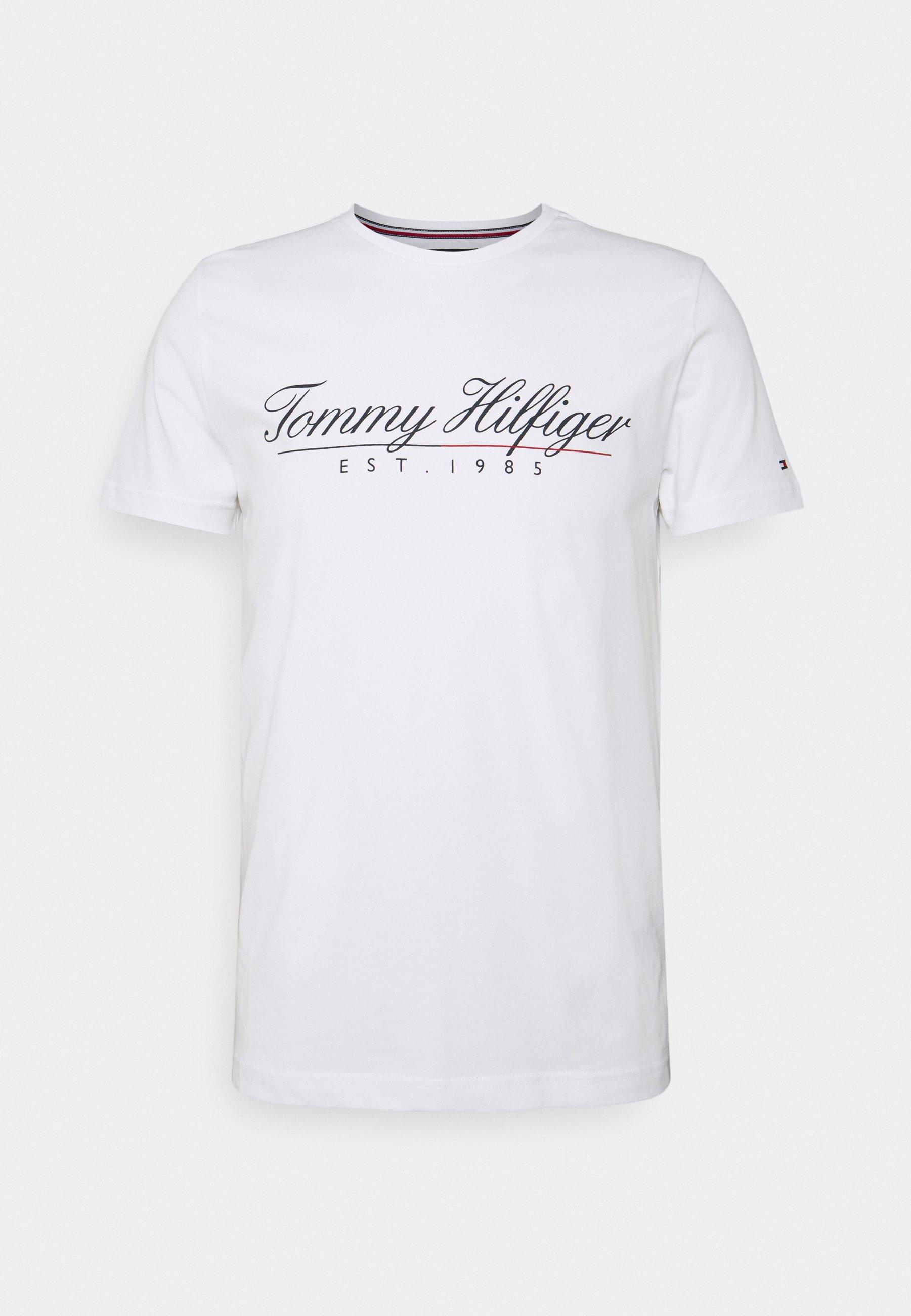 Damen SCRIPT LOGO TEE UNISEX - T-Shirt print