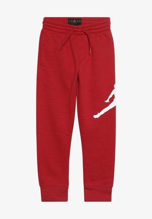 JUMPMAN LOGO PANT - Spodnie treningowe - gym red