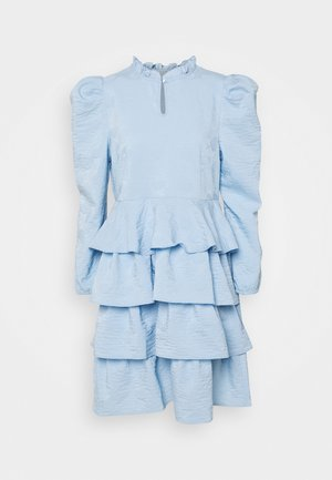 TUNGA DRESS - Cocktail dress / Party dress - cashmere blue