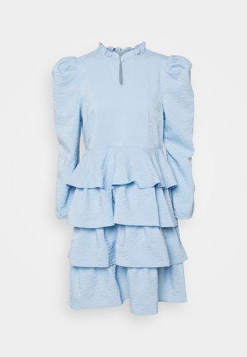 TUNGA DRESS - Cocktail dress / Party dress - cashmere blue