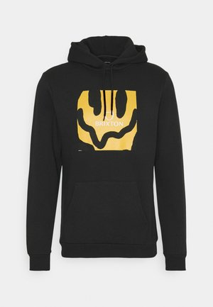 MELTER SQUARE HOOD - Sweatshirt - black