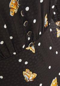 The Kooples - Day dress - black - 2