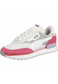 Puma - SCHUHE FUTURE RIDER STREAM ON W - Sneakers basse - white-bubblegum - 2
