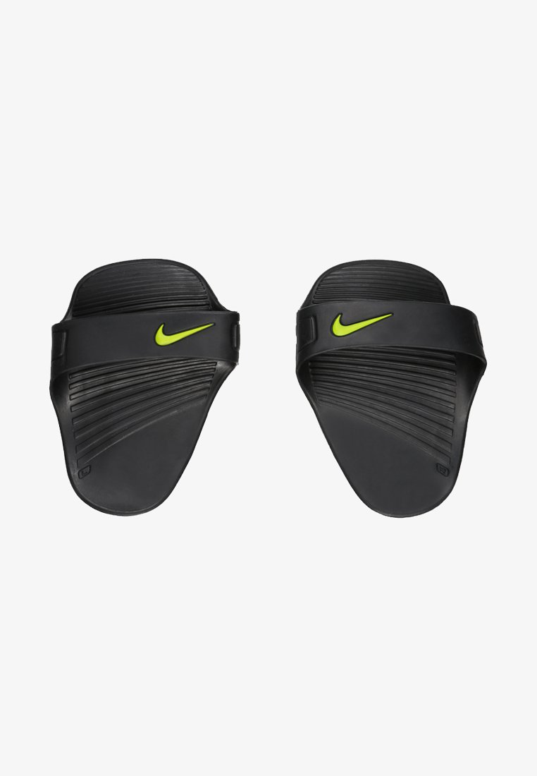 Nike Performance - ALPHA TRAINING GRIP - Protection - black/dark charcoal/atomic green