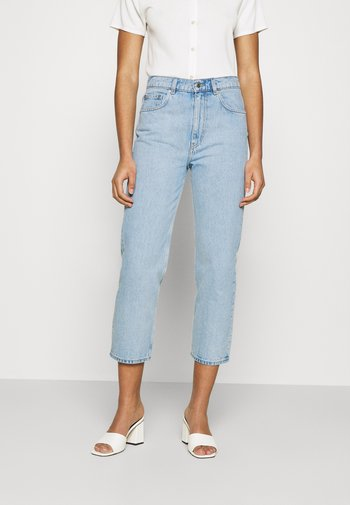 Straight leg jeans - office wash