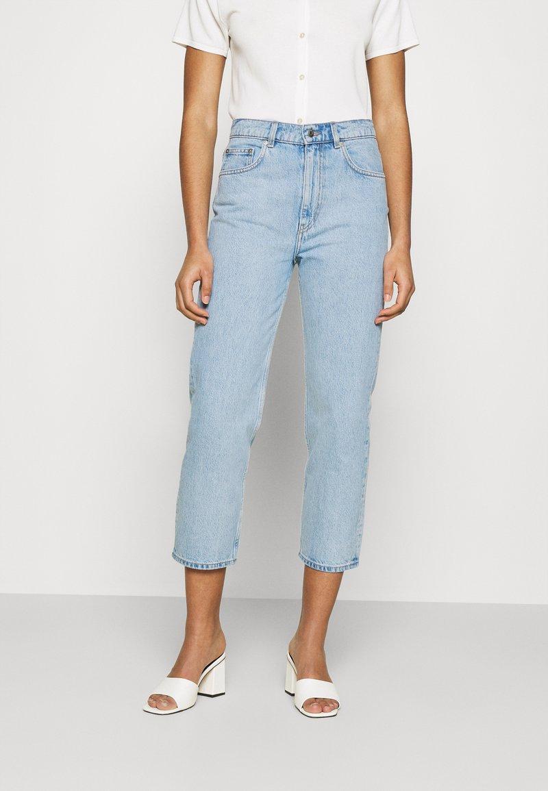 ARKET - Straight leg jeans - office wash
