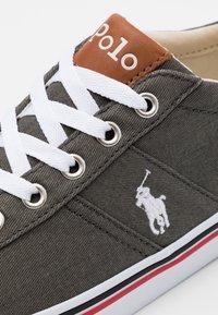 Polo Ralph Lauren - HANFORD - Sneaker low - black/white - 5