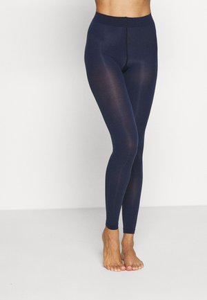 Leggings - Stockings - sapphire