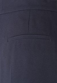 HUGO - HALASA - Kalhoty - dark blue - 5